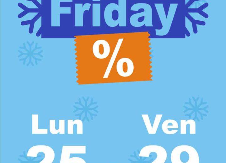 #TrentinoWhiteFriday